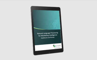 Ebook: NLP for Marketing Intelligence in Healthcare